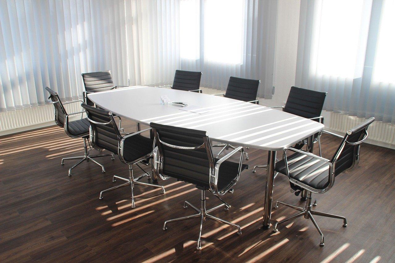 Tabla, Oficina, Reunión