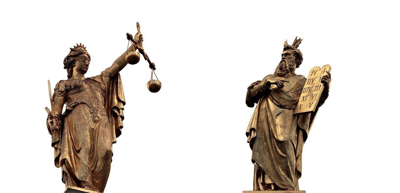 Justitia, Diosa, Diosa De La Justicia